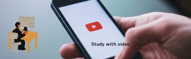 Study with video